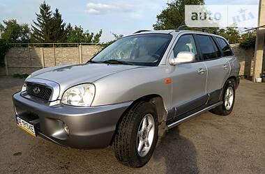 Hyundai Santa FE 2003 в Каменском