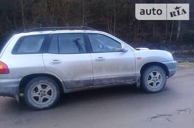 Hyundai Santa FE 2001 в Рахове