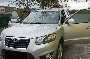 Hyundai Santa FE 2011 в Луцке