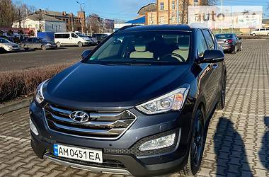 Hyundai Santa FE 2015 в Житомире