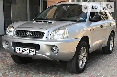 Hyundai Santa FE 2002 в Белой Церкви