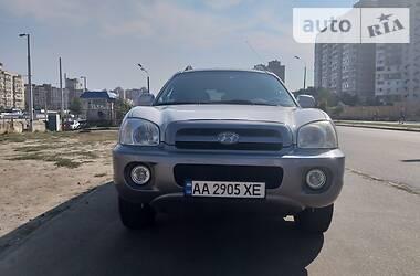 Hyundai Santa FE 2005 в Киеве