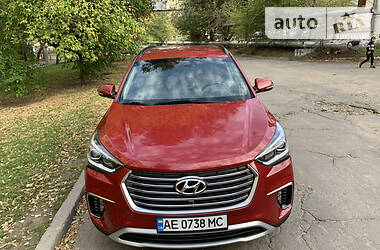 Hyundai Santa FE 2017 в Днепре
