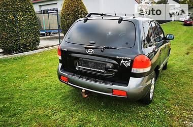 Hyundai Santa FE 2005 в Ровно