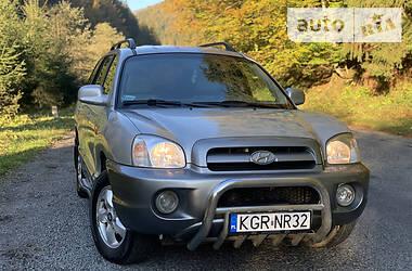 Hyundai Santa FE 2006 в Межгорье