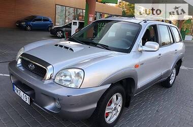 Hyundai Santa FE 2002 в Одессе