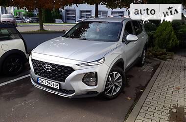 Hyundai Santa FE 2018 в Ровно
