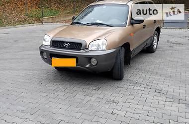 Hyundai Santa FE 2004 в Черновцах