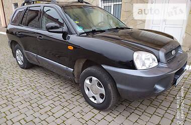 Hyundai Santa FE 2002 в Тернополе