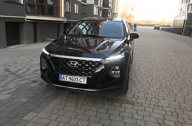 Позашляховик / Кросовер Hyundai Santa FE 2018 в Івано-Франківську