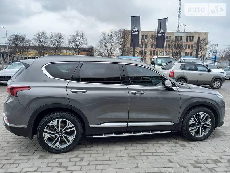 Hyundai Santa FE OFFICIAL AUTO TOP  2019