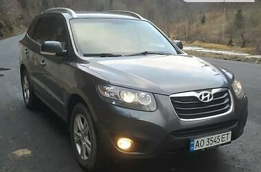 Hyundai Santa FE 2012 в Рахове