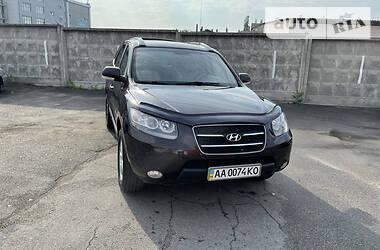 Позашляховик / Кросовер Hyundai Santa FE 2009 в Києві