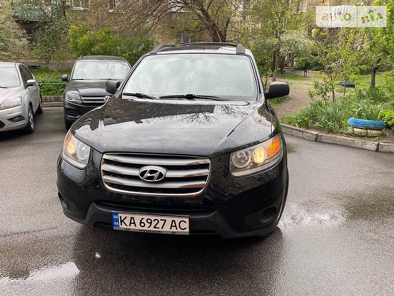 Внедорожник / Кроссовер Hyundai Santa FE 2012 в Киеве