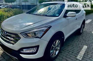 Позашляховик / Кросовер Hyundai Santa FE 2015 в Івано-Франківську