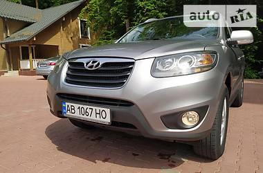 Позашляховик / Кросовер Hyundai Santa FE 2010 в Вінниці