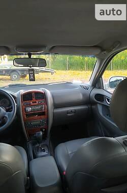 Позашляховик / Кросовер Hyundai Santa FE 2002 в Жмеринці