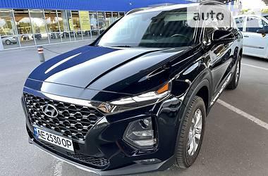 Позашляховик / Кросовер Hyundai Santa FE 2019 в Дніпрі