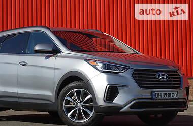 Внедорожник / Кроссовер Hyundai Santa FE 2017 в Одессе