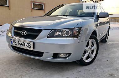 Hyundai Sonata 2007 в Новомосковске