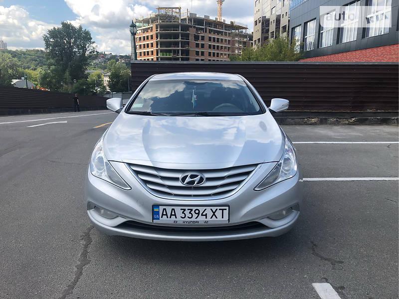 Седан Hyundai Sonata 2010 в Києві