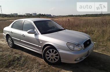 Hyundai Sonata 2001 в Луцке