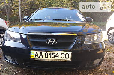 Hyundai Sonata 2006 в Киеве