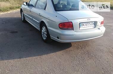 Hyundai Sonata 2002 в Ровно