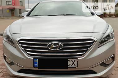Hyundai Sonata 2017 в Моршине