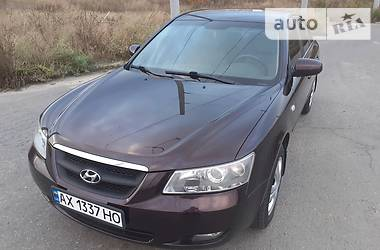 Hyundai Sonata 2006 в Харькове
