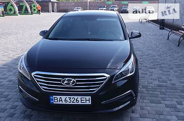 Hyundai Sonata 2017 в Кропивницком
