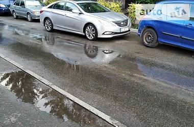 Hyundai Sonata 2014 в Вишневом