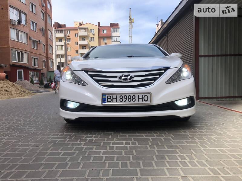 Седан Hyundai Sonata 2013 в Одесі
