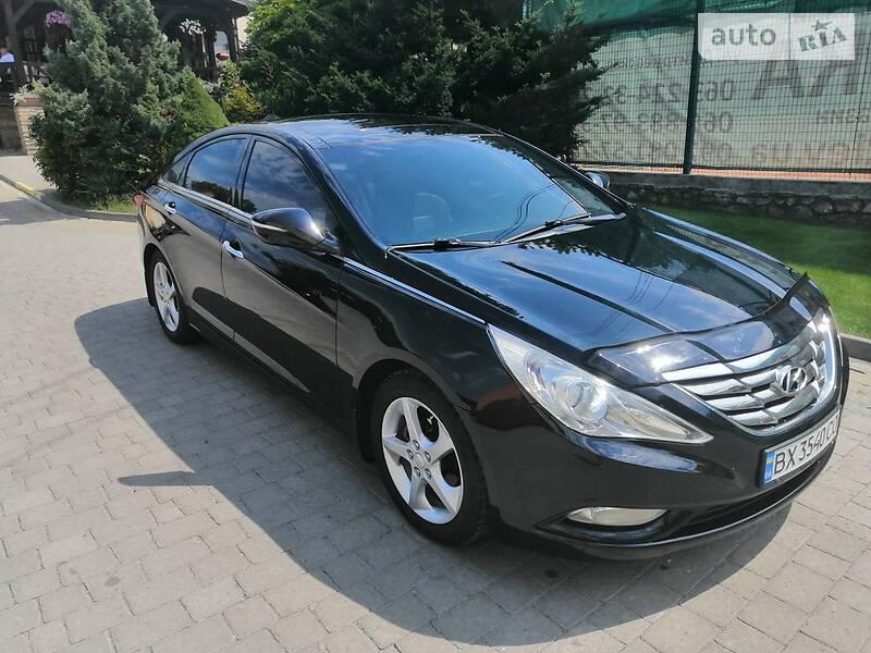 Hyundai Sonata 2010 в Каменец-Подольском