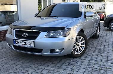 Hyundai Sonata 2007 в Николаеве