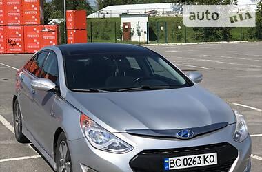 Hyundai Sonata 2012 в Ужгороде