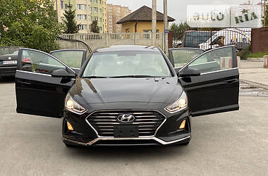 Hyundai Sonata 2018 в Вишневом