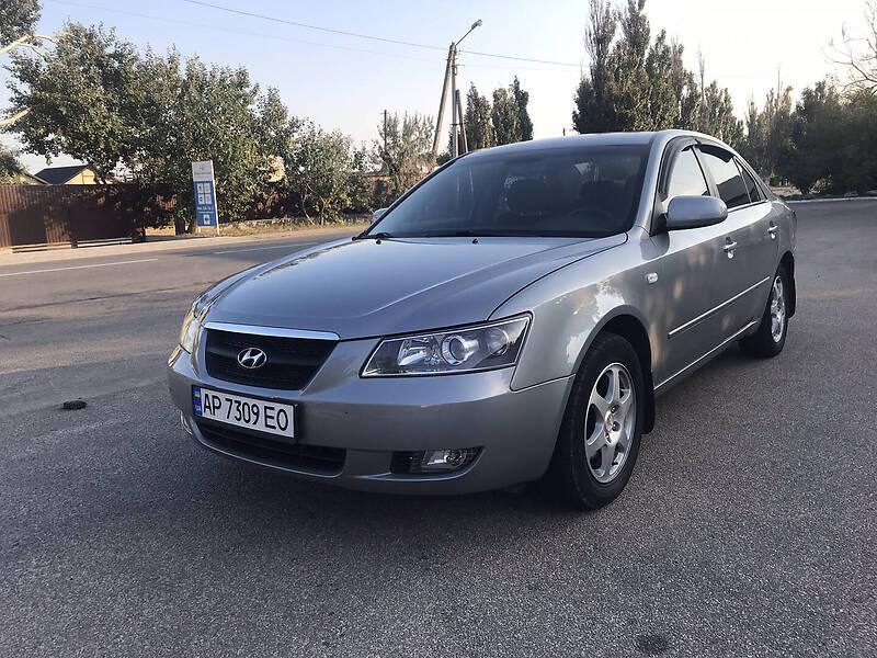 Hyundai Sonata 2008 в Бердянске
