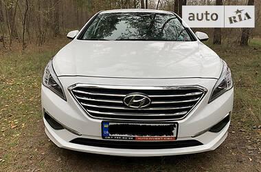 Hyundai Sonata 2016 в Петропавловской Борщаговке