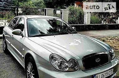 Hyundai Sonata 2004 в Полтаве