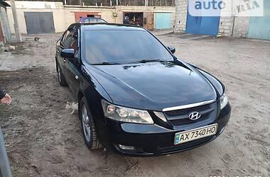 Hyundai Sonata 2005 в Харькове