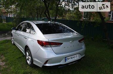 Седан Hyundai Sonata 2017 в Полтаве