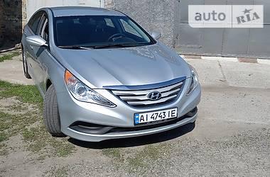 Седан Hyundai Sonata 2013 в Борисполе