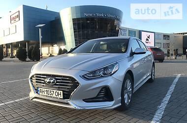 Седан Hyundai Sonata 2019 в Маріуполі