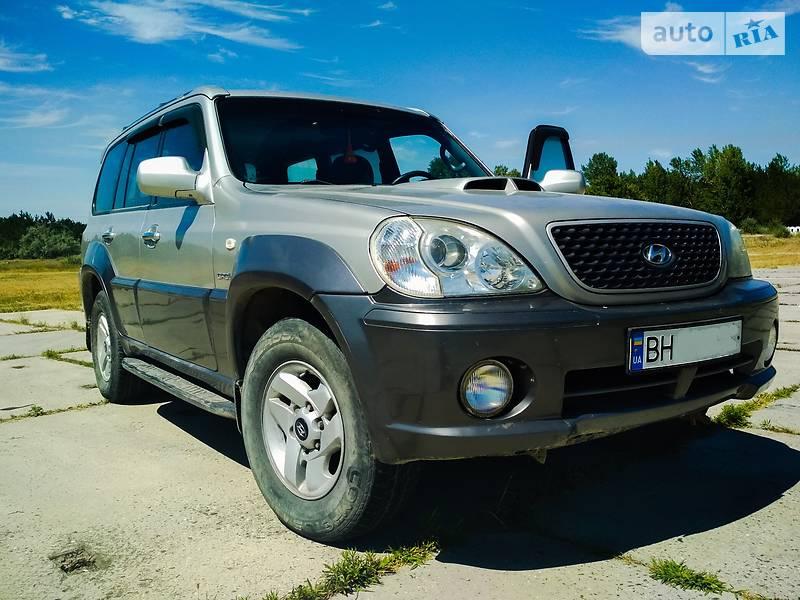 Hyundai Terracan 2003 в Одессе