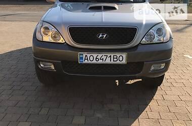 Hyundai Terracan 2004 в Иршаве