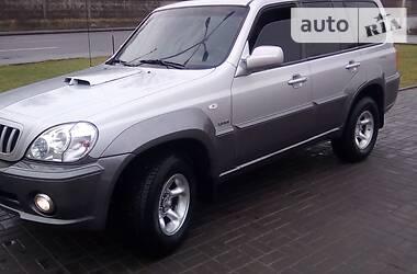 Hyundai Terracan 2002 в Киеве