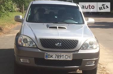 Hyundai Terracan 2005 в Ровно
