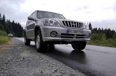 Hyundai Terracan 2002 в Бориславе
