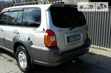 Hyundai Terracan 2002 в Ивано-Франковске